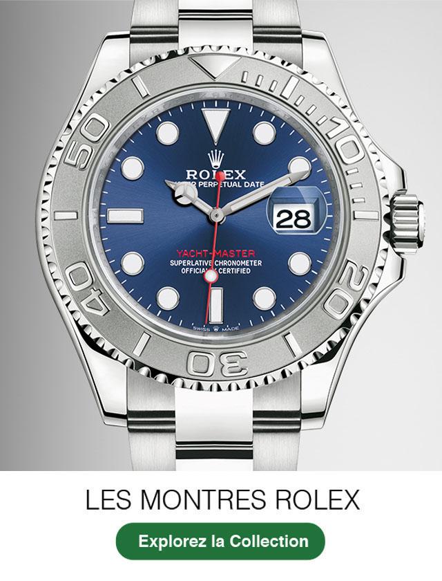 Première slide Rolex